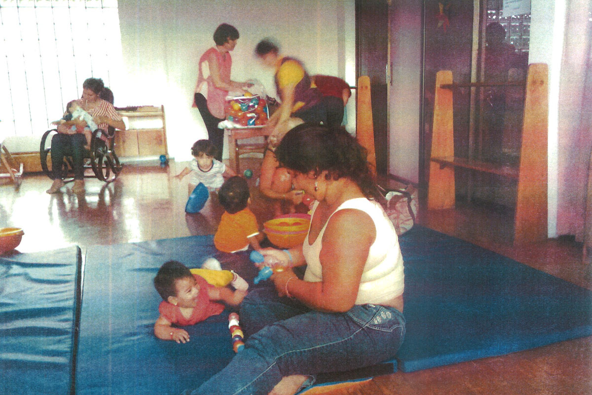 "Global Grant ""Kinderzentrum"" in Ecuador"